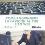 Aggiungere Favicon al tuo sito web