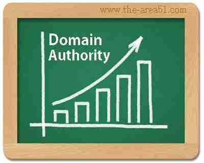 Domain Authority-scale
