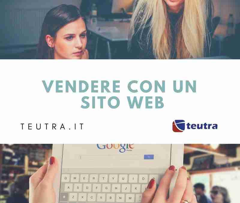 Vendere con un sito web