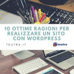 Realizzare siti web con WordPress