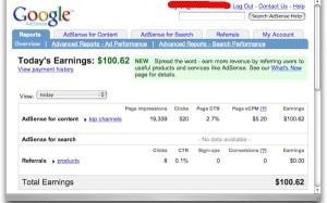 google-adsense-report