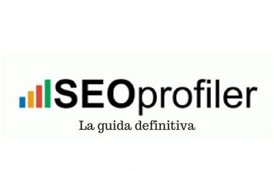 Seoprofiler; la guida definitiva