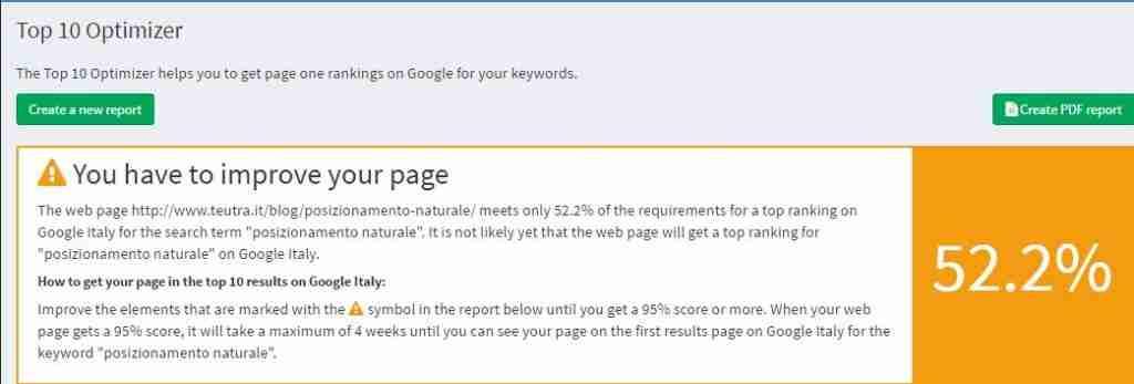 seoprofiler-top-10-optimizer-risultato-ricerca