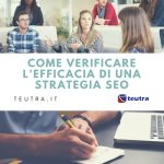 Strategia SEO: come misurarne l'efficacia