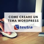 Come creare un tema WordPress