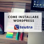 Come installare wordpress online