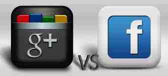 Facebook e Google +: qual'e' il migliore ?