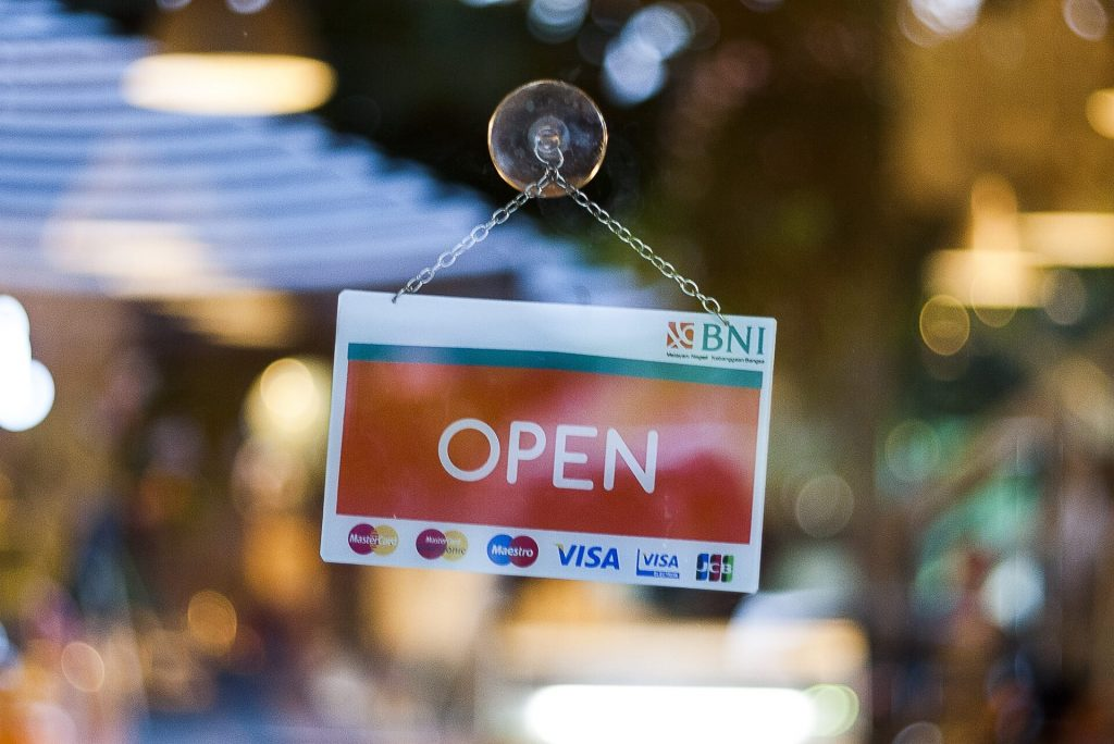 negozio sempre aperto