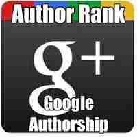 Author Rank e Authorship