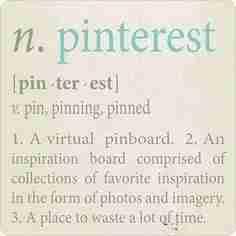 pinterest definzione