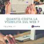 Il costo della visibilità sul web