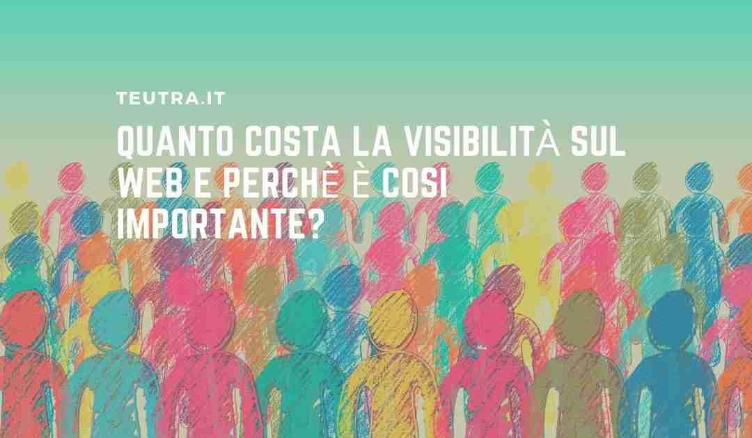 visibilità sul web