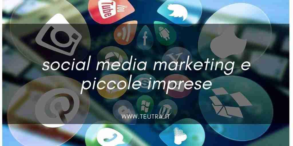 social media marketing e piccole imprese
