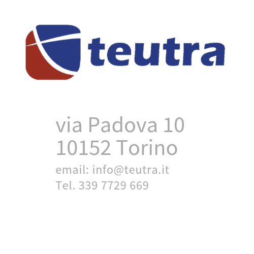 Teutra via Padova 10 10152 Torino