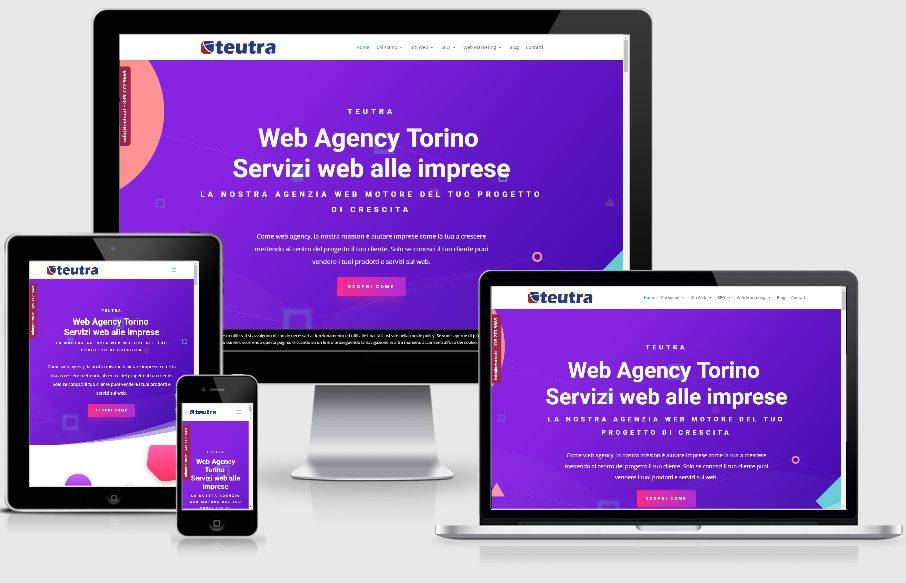 teutra responsive display