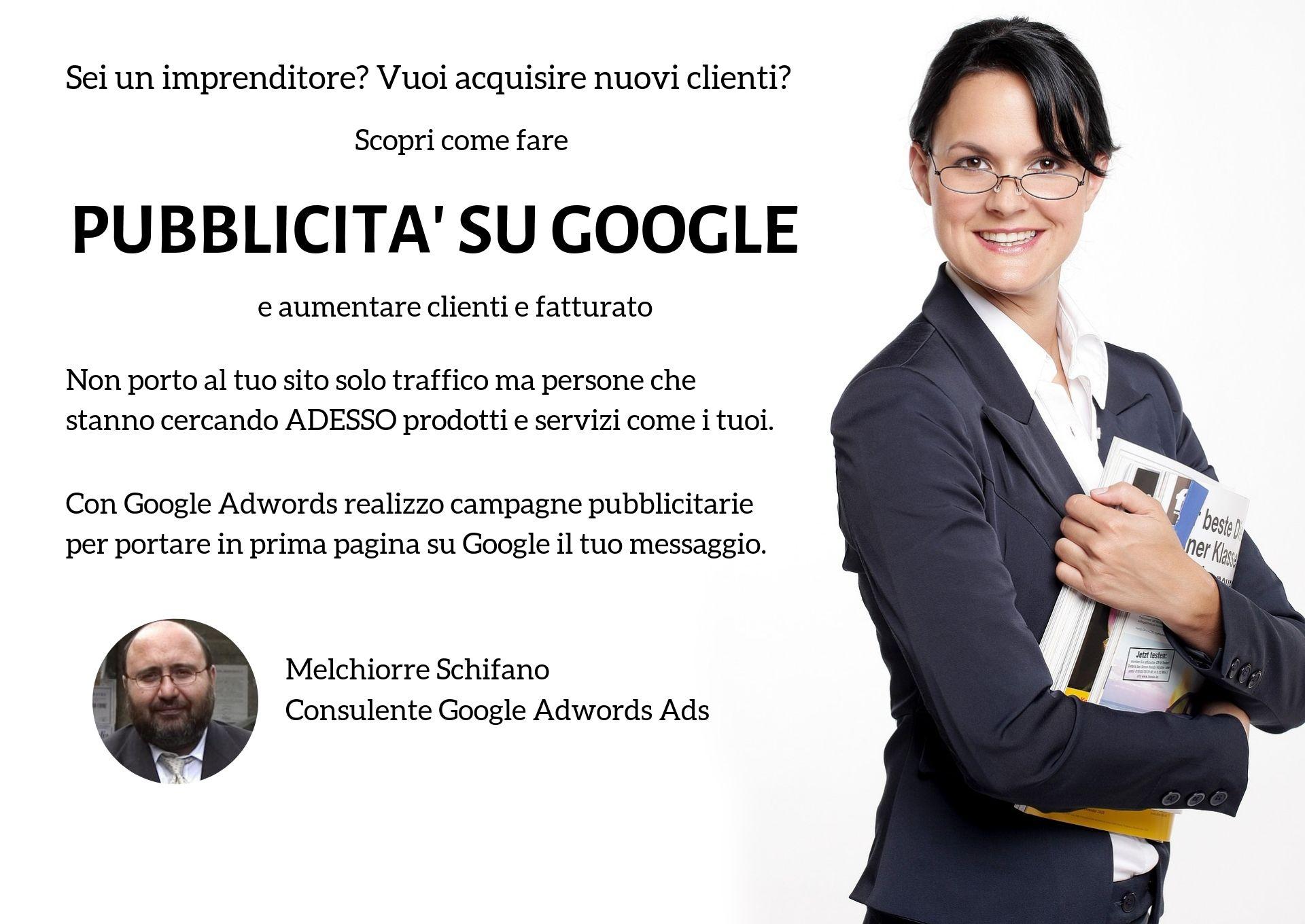 pubblicita su google